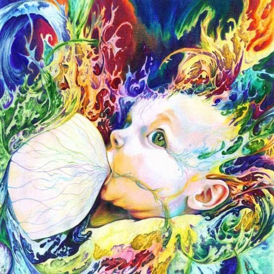 Alimentación y Ortodoncia Preventiva en los bebés.